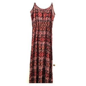 Forever 21 sz S thin pink dress